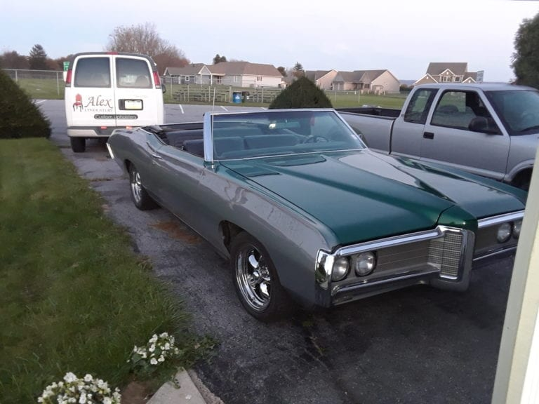 1969 Pontiac Madrid