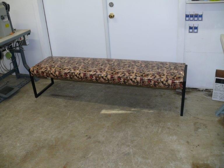 Custom Upholstery MOO BENCH