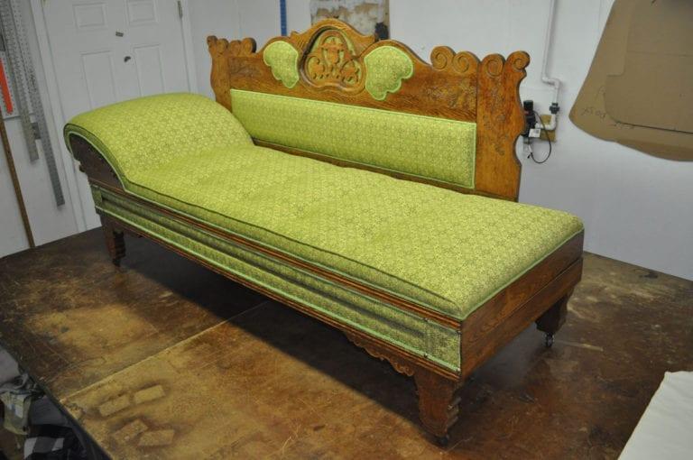 Antique Fainting Sofa