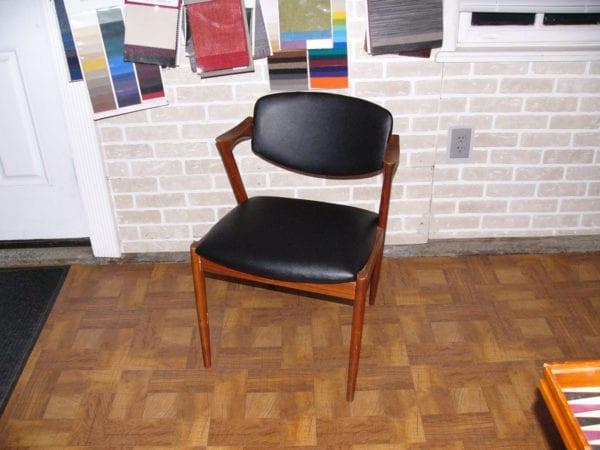 Antique Exquisite Kai Kristiansen no.42 Chair
