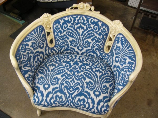 Antique Victorian Style Chair