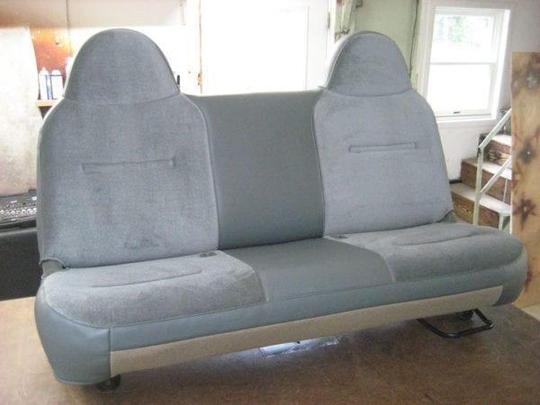 1955 Cadillac Eldorado Upholstery Restoration Upholstery