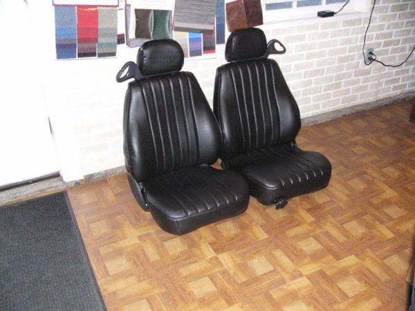 Custom Historic Cadillac 1939 Reupholstery Project Upholstery Shop