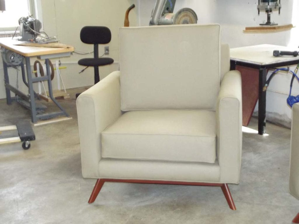 Custom Built Furniture Upholstery Shop Quality Reupholstery