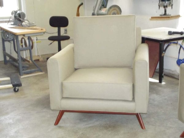 Contemporary Style Chair Eco-Friendly Makeover