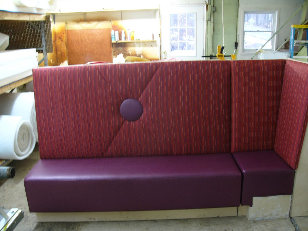 Attractive Project Details. A Local Church Cafeteria Renovation Upholstery ...
