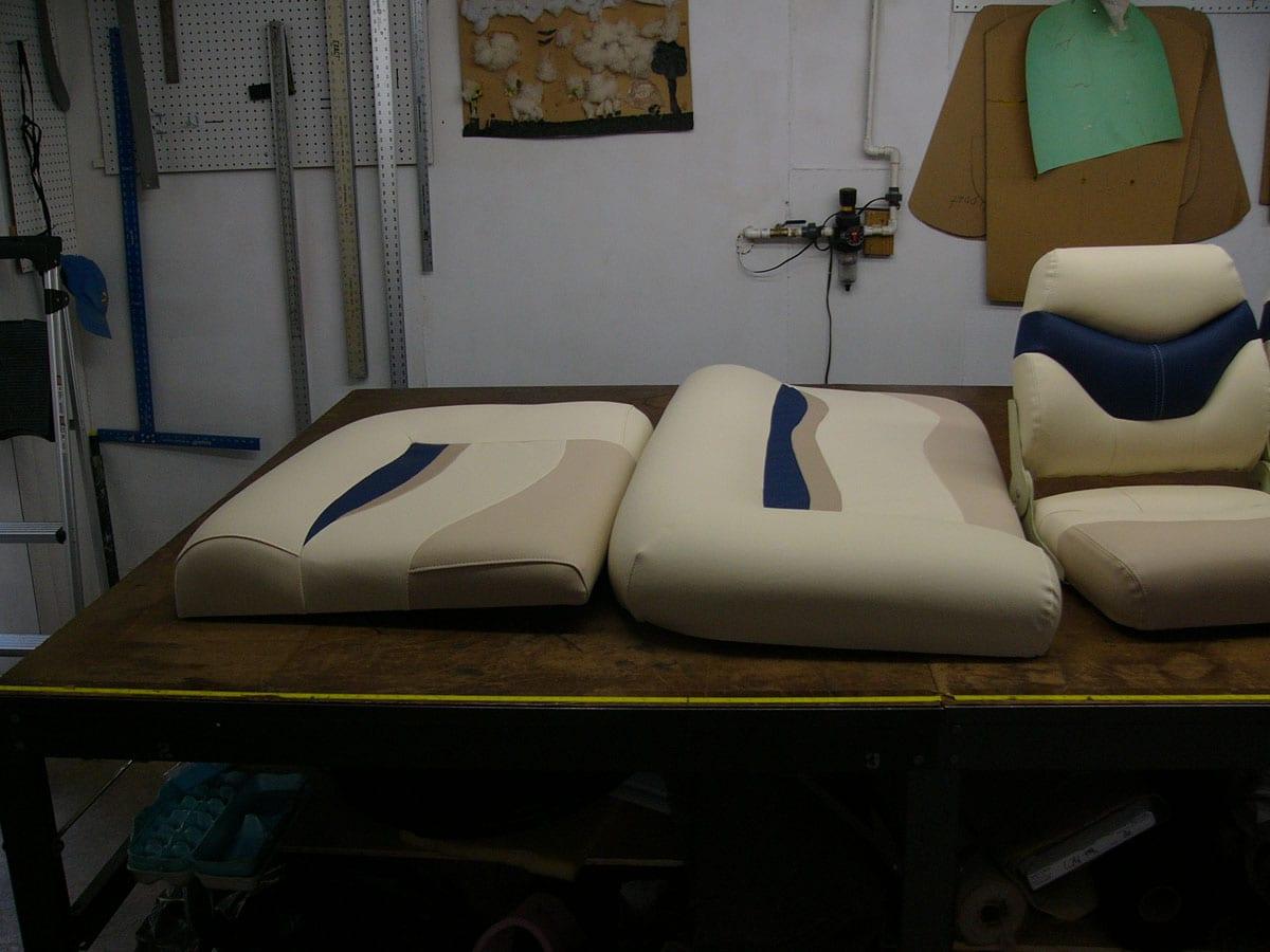 Marine Boat Upholstery