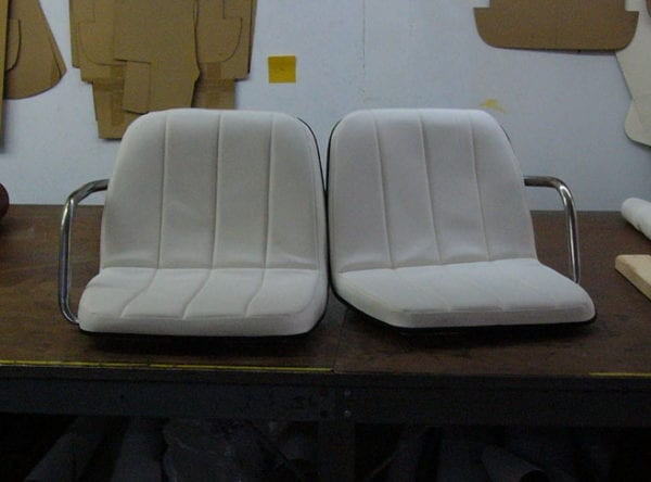 Golf Cart Seats Upholstery