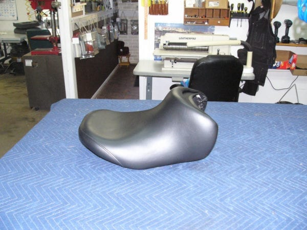 Specially Customizes Motorcycle Seat