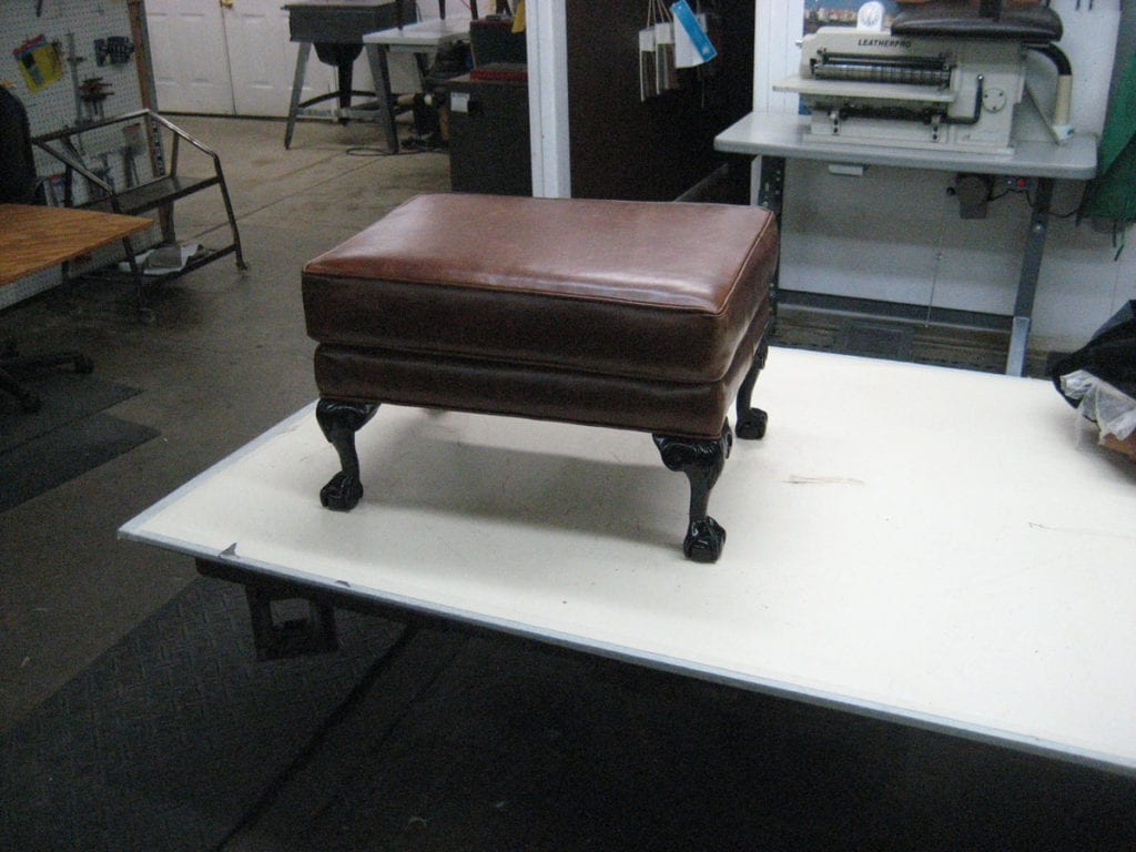 Ottoman Reupholstery And Repair Upholstery Shop