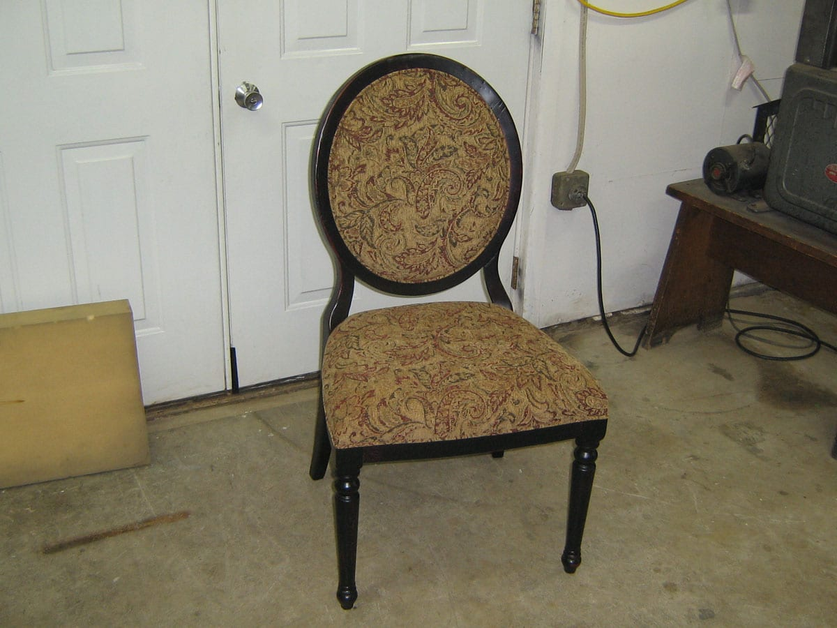 Classic Chair Re Upholstery And Refinishing Upholstery