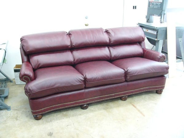 Reupholstery For Traditional Living Room Sofa
