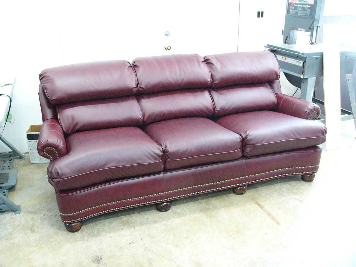 Reupholstery For Traditional Living Room Sofa - Upholstery ...