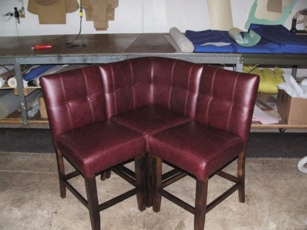 Re Upholstery Dining Room Bar Stool Set