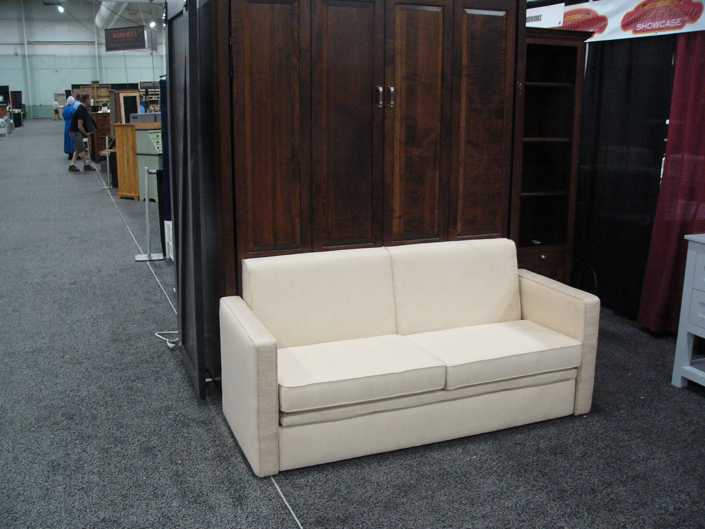 Murphy Bed With Sofa In Front Upholstery Shop Quality Reupholstery Restoration