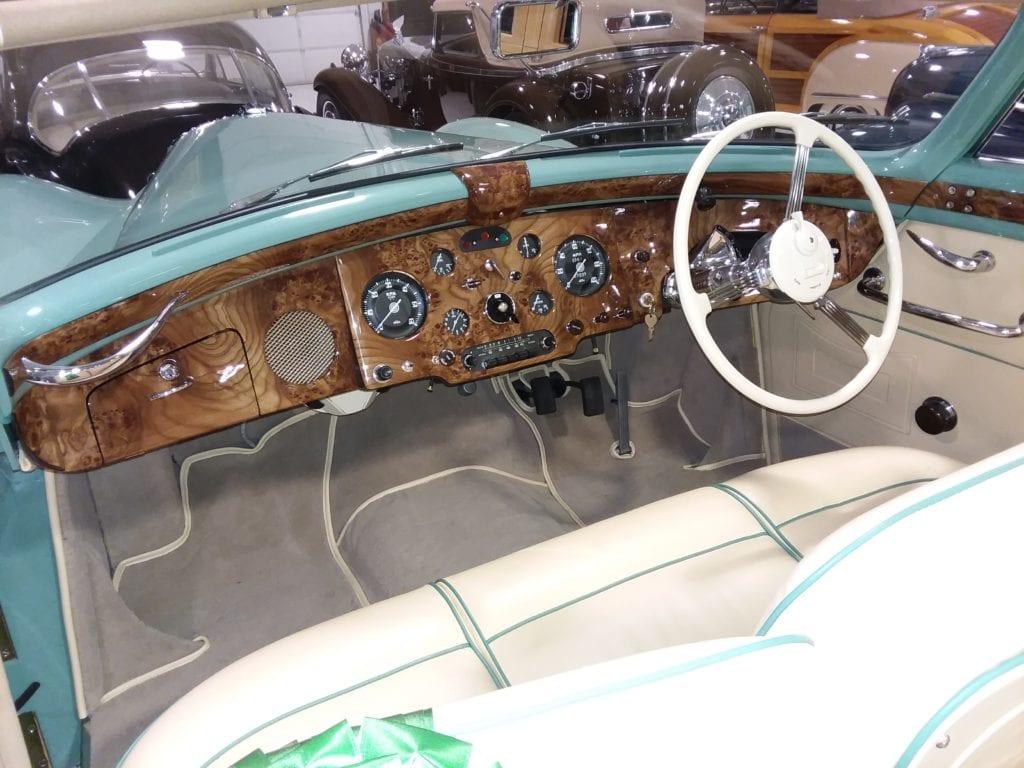 1948 Daimler DE36