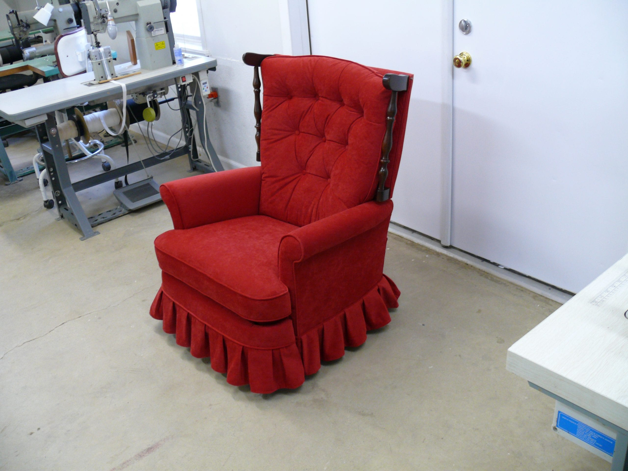 Mid Century Lazy Boy Recliner Upholstery Shop Quality